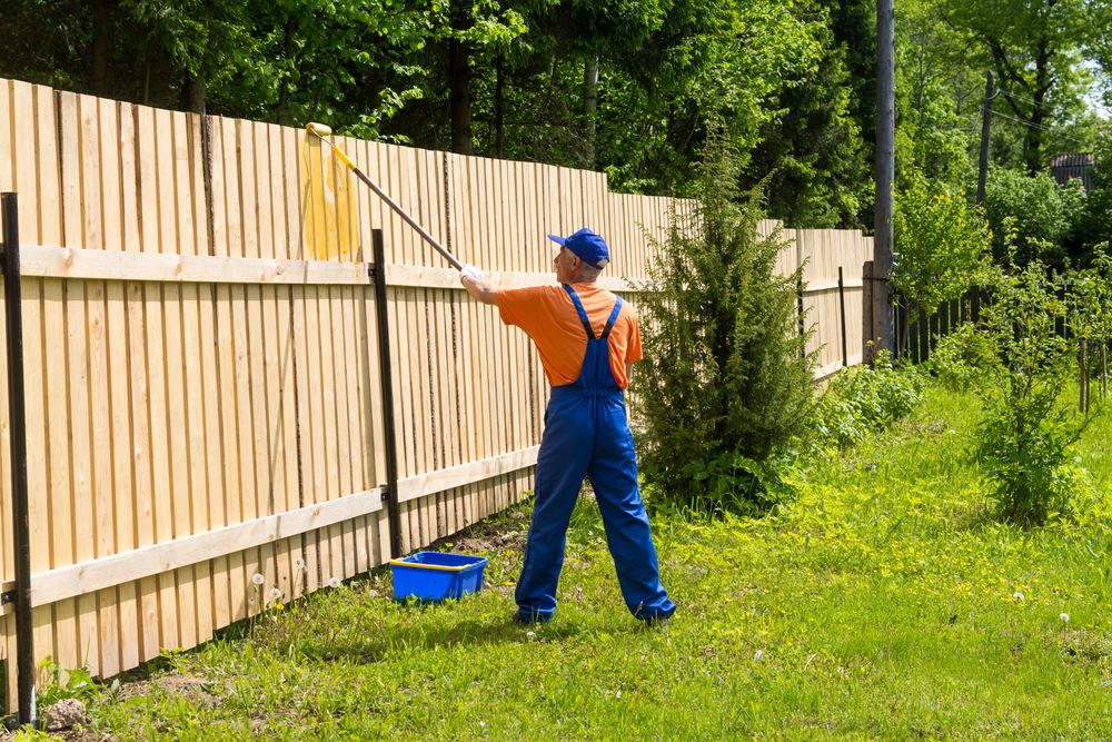 Reno Wood Fencing