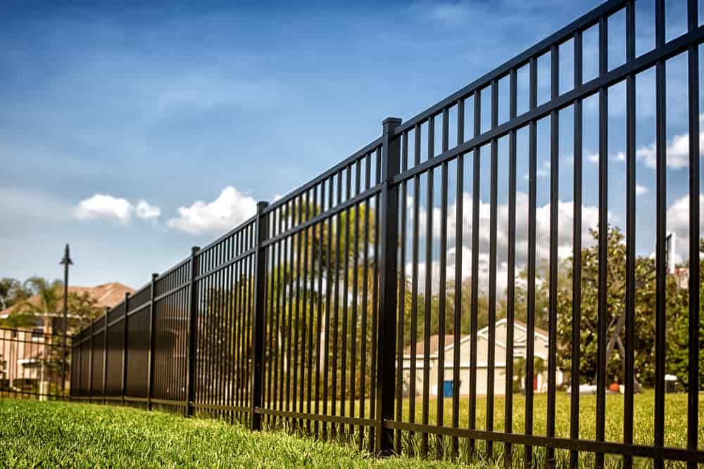 Aluminum Fence 6
